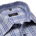Košile Eterna Comfort Fit s krátkým rukávem
