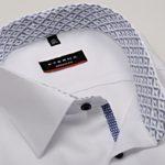 Košile Eterna Modern Fit s krátkým rukávem